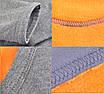 Комплект чоловічого термобілизни Grem XL Сірий (HbP050605), фото 6