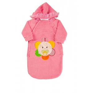Осенне-Весенний Конверт для новорожденных Kika Toys Розовый(kj3031)