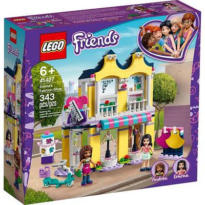 Конструктор Lego Friends Модный бутик Эммы 343 детали (41427)