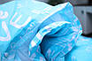 Простирадло Brettani 150х220см Бязь Блакитний (10079), фото 3