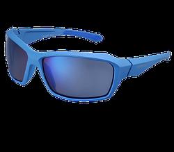 Окуляри SHIMANO S22-X, сині матові