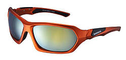 Окуляри SHIMANO S41-Х, помаранчеві матові