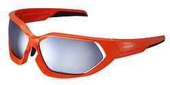 Окуляри SHIMANO S51-Х, помаранчеві глянцеві