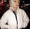 Шикарная женская куртка из эко кожи 0433 (47), фото 2