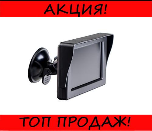 """Монитор для камеры заднего вида 5"""" 5088"""