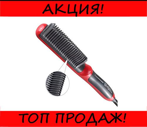 Расческа выпрямитель волос Straight Hair Comb 266