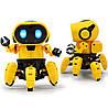 Интерактивный Tobi робот конструктор HG 715, фото 3