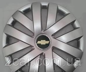 Колпаки Chevrolet R14 (Комплект 4шт) SJS 216