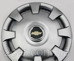 Колпаки Chevrolet R15 (Комплект 4шт) SJS 303