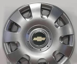 Колпаки Chevrolet R15 (Комплект 4шт) SJS 304