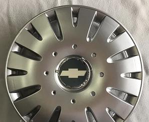 Колпаки Chevrolet R15 (Комплект 4шт) SJS 306