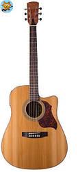 Электроакустическая гитара Virginia VD150SCE