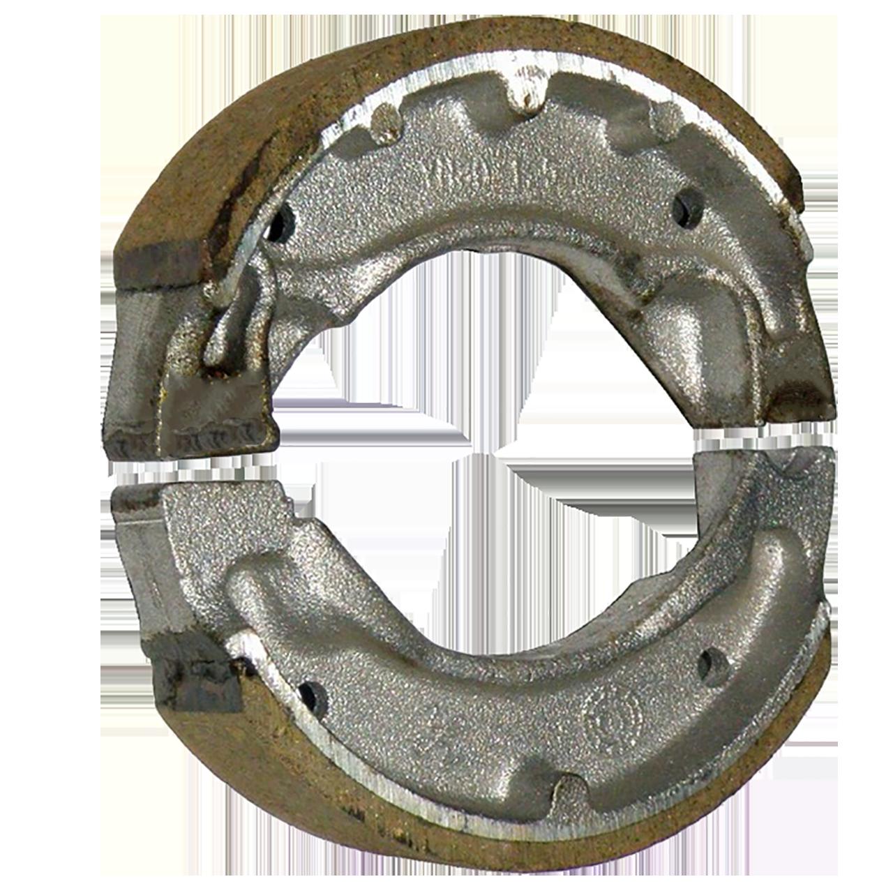 JS110-5 Колодки тормозные задние барабан, Jianshe Active - CY80-23-02