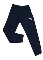 Теплые спортивные штаны на флисе для мальчика, 146см