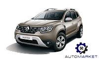 Заднее стекло Renault Duster 2 2018-