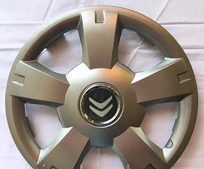 Колпаки Citroen R14 (Комплект 4шт) SJS 201