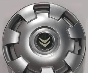 Колпаки Citroen R14 (Комплект 4шт) SJS 206