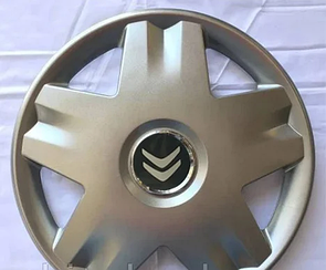 Колпаки Citroen R14 (Комплект 4шт) SJS 213