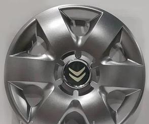 Колпаки Citroen R15 (Комплект 4шт) SJS 310