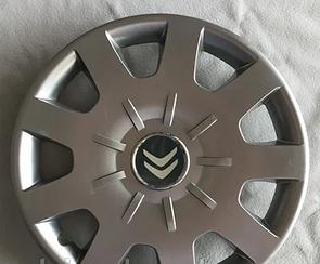 Колпаки Citroen R15 (Комплект 4шт) SJS 314