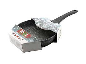 Сковорода алюминиевая Биол Elite d=240 мм (2416Р/2416П), фото 3