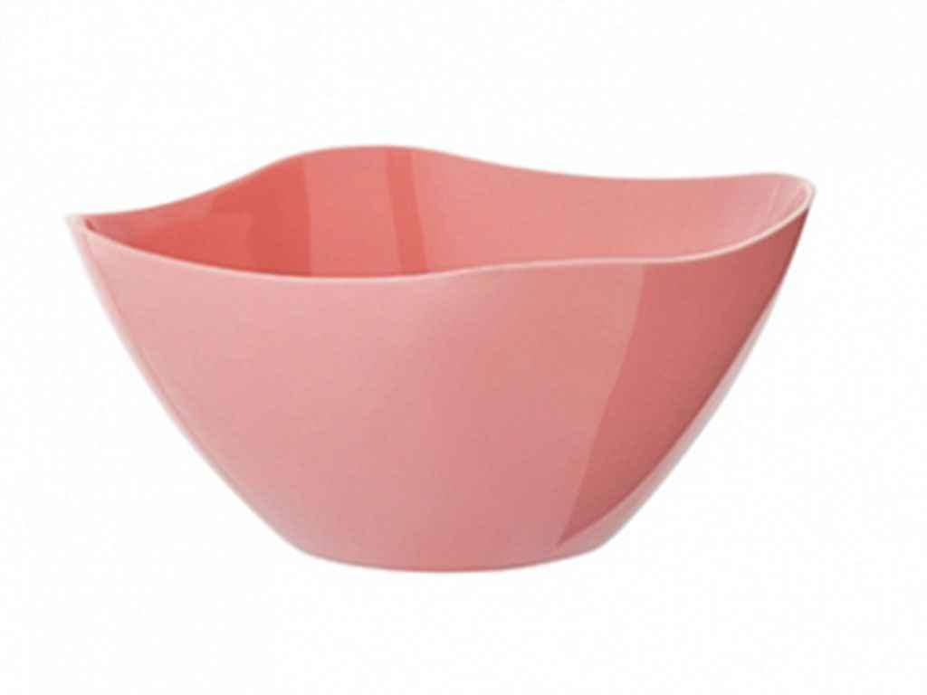 Салатник Cake 2 л (ніжно-рожевий) ТМBEROSSI