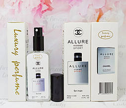 Тестер VIP Luxury Perfume Chanel Allure Homme Sport (Шанель Аллюр Хом Спорт) 65 мл