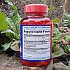 Рыбий жир Puritan's Pride Omega-3 Fish Oil 1000 мг (300 мг Active Omega-3) 100 гелевых капсул, фото 2