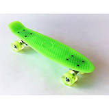 Пенни борд (пенниборд), скейт Penny Board, фото 4