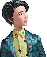 Кукла BTS БТС РМ Ким Нам Джун RM Rap Monster Idol оригинал от Mattel, фото 6