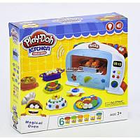 """Игровой набор """"Волшебная печь"""" 6621 Play-Doh с тестом для лепки"""