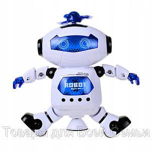 Робот музыкальный танцующий Dancing Robot, фото 2