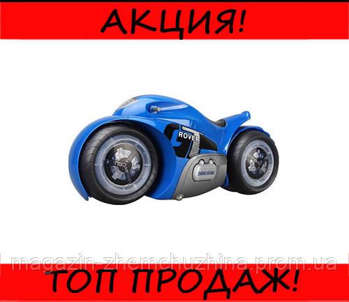 Радиоуправляемый мотоцикл Drift Motorcycle Mist Spray Car Синий