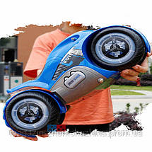 Радиоуправляемый мотоцикл Drift Motorcycle Mist Spray Car Синий, фото 2