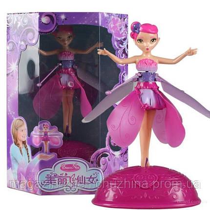 Летающая кукла фея Flying Fairy c подставкой, фото 2