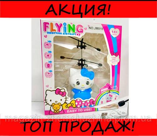 Летающая игрушка Китти JM818