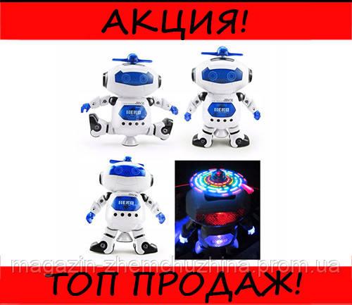 Робот музыкальный танцующий Dancing Robot