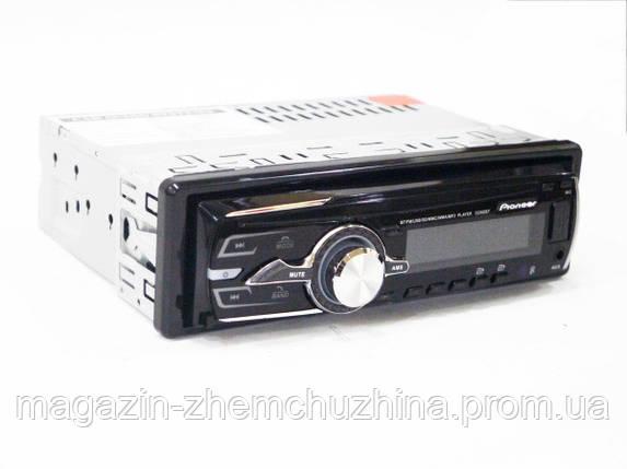 Автомагнитола 1DIN MP3 3228D RGB, фото 2