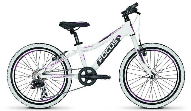 """Велосипед детский Focus Donna HT 6.0  20""""."""