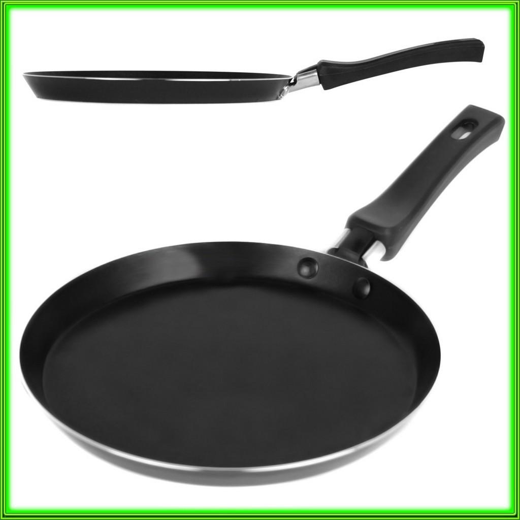 Сковорода для млинців D22см висота 1,8 см