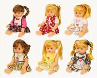 """Кукла муз """"Алина"""" 5507/08/09/10/11/20"""
