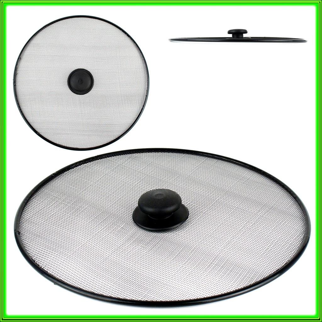 Крышка сетка для сковороды D33см