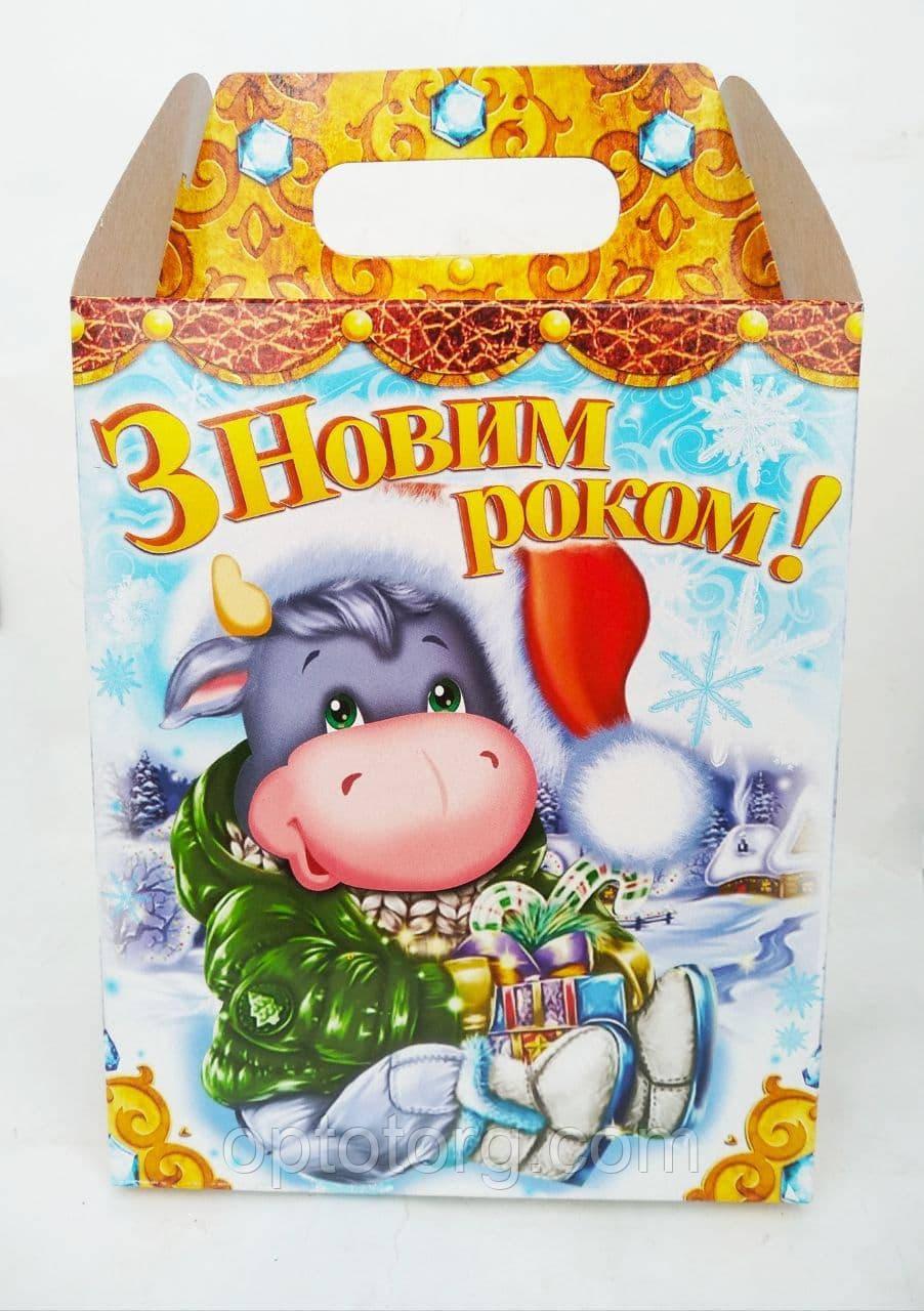 Упаковка для конфет Бычок 1 кг