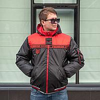 Зимняя мужская теплая куртка размеры 44-58