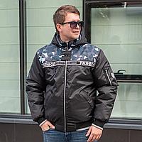 Мужская зимняя куртка размеры 44-58