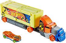 Hot Wheels ( Хот Вілс ) автовоз Вантажівка аварія, Шалене зіткнення Crashing Rig