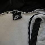 ХИТ 2020! Спортивный костюм Утепленный на флисе Nike найк (штаны+кофта), чоловічий спортивний костюм, фото 3