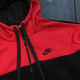 ХІТ 2020! Спортивний костюм Утеплений на флісі Nike найк (штани+кофта), чоловічий спортивний костюм, фото 2