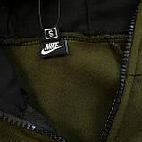ХІТ 2020! Спортивний костюм Утеплений на флісі Nike найк (штани+кофта), чоловічий спортивний костюм, фото 6