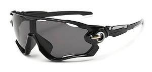 Очки защитные Gun Черно-серая оправа (KBH00344)